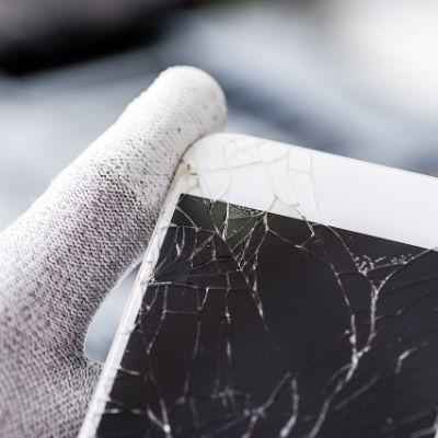 pegamento para pantallas de móvil