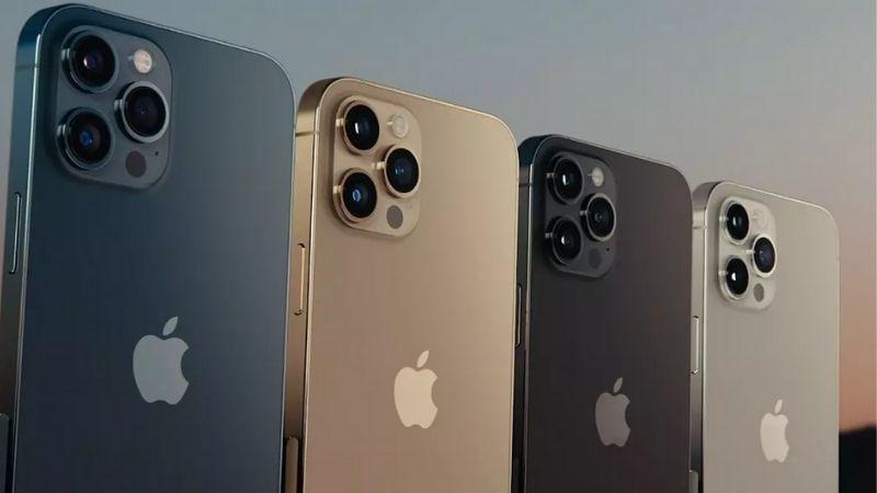 Móvil Apple Iphone 12 Pro Max