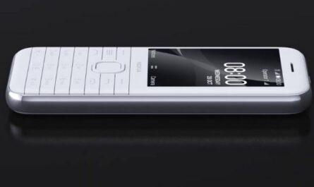 Móvil Nokia 8000 4G