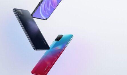 Móvil Oppo A73 5G