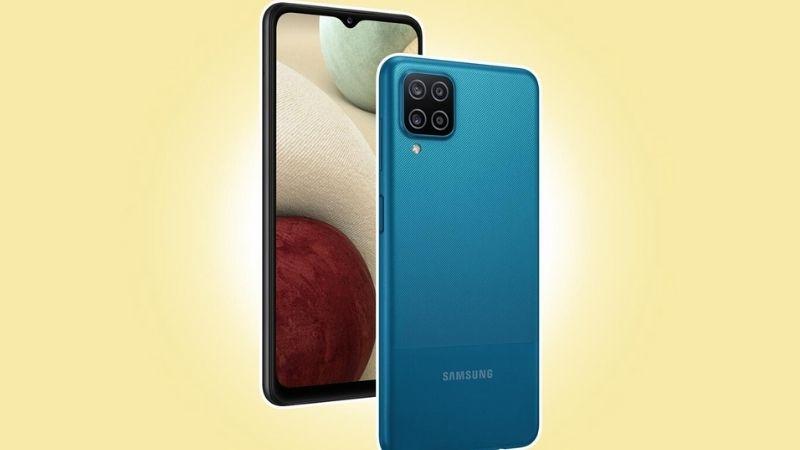 Móvil Samsung Galaxy A12