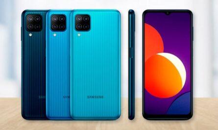 Móvil Samsung Galaxy M12