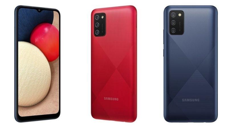 Móvil Samsung Galaxy A02s